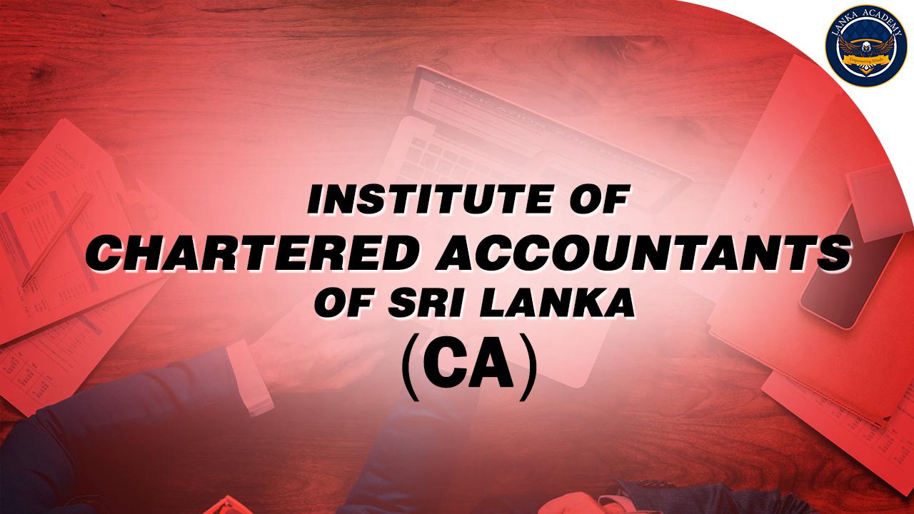 Chartered Accountants of Sri Lanka