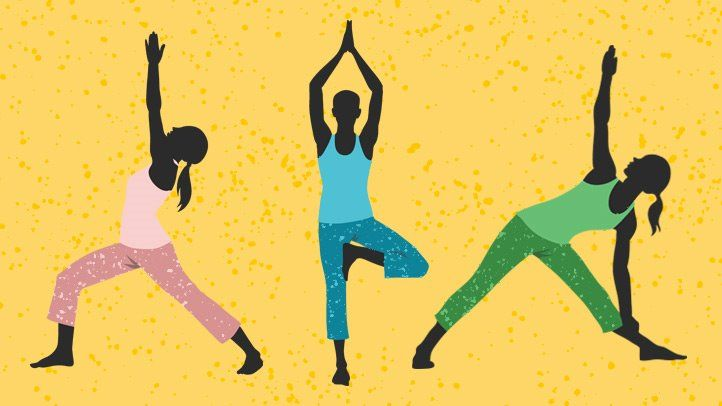 Yoga Videos to help guide your home practice